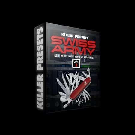 Killer Presets Swiss Army Vol.1 for Native MASSIVE