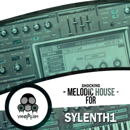 Melodic House For LENNAR DiGiTAL SYLENTH1-DISCOVER
