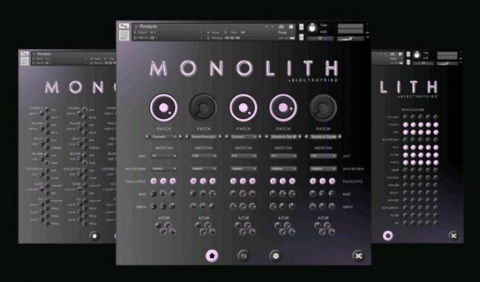 Monolith v1.0 KONTAKT-0TH3Rside