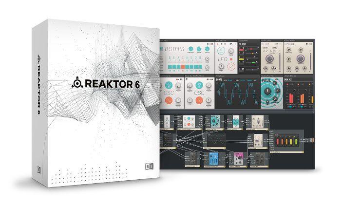 Reaktor 6 v6.4.0 Incl Patched and Keygen-R2R