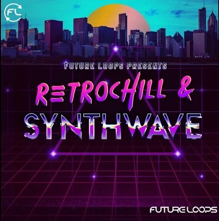 Retrochill and Synthwave WAV