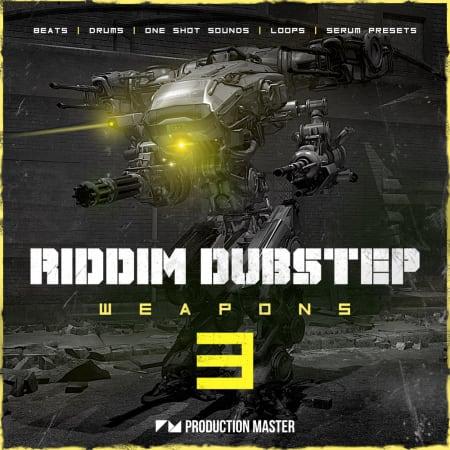 Riddim Dubstep Weapons 3 WAV