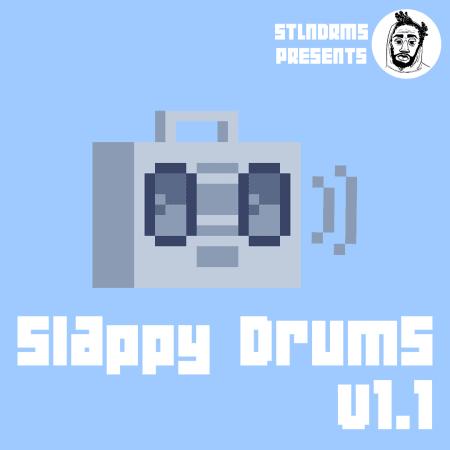 Slappy Drums WAV