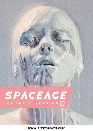 Space Age V.1 Drum Kit WAV