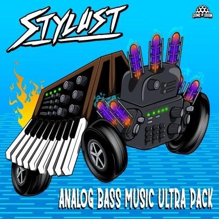 Stylust Analog Bass Music Ultra Pack WAV