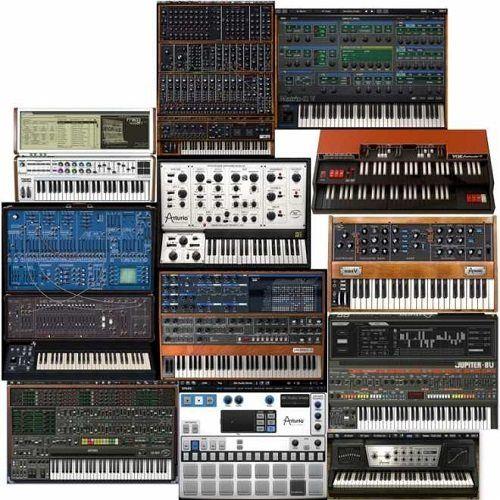 Synth Collection 2020.12 VSTi VST3 AAX WIN CSE-V.R