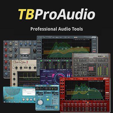 TBProAudio bundle 2020.8.2 WIN CE-V.R