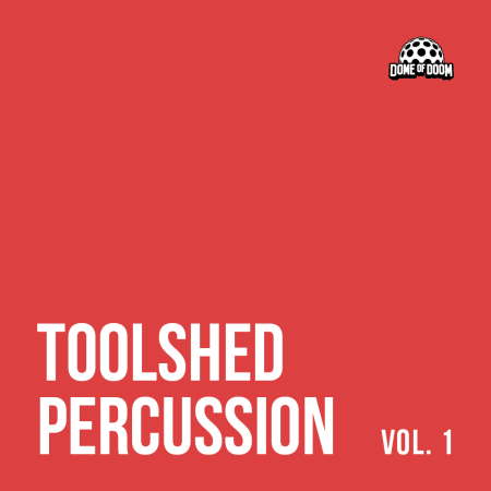 Toolshed Percussion Vol. 1 WAV