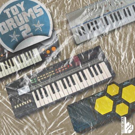 Toy Drums Vol. 2 WAV-FLARE