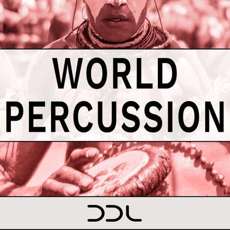 World Percussion WAV-DISCOVER
