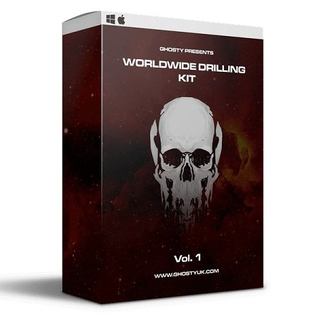 World Wide Drilling Kit Vol. 1 WAV FST