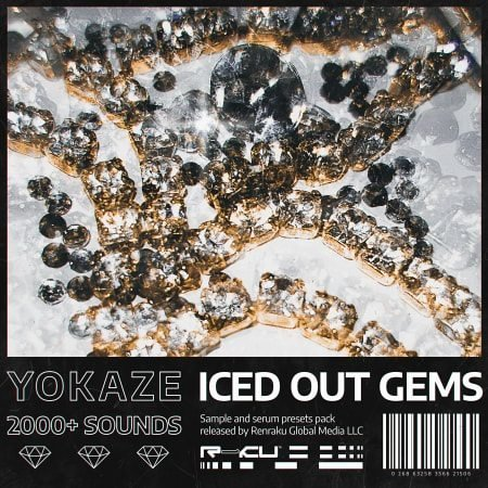 Yokaze Iced Out Gems MULTiFORMAT-FLARE