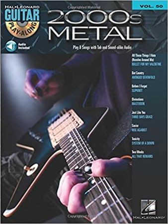 2000s Guitar Play-Along Volume 50 PDF