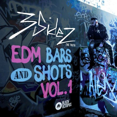 3SIDEZ EDM Bars And Shots Vol 1 WAV