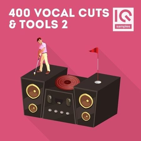 400 Vocal Cuts and Tools Vol 2 MULTiFORMAT