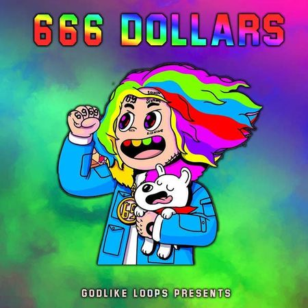 666 Dollars WAV MiDi-DISCOVER