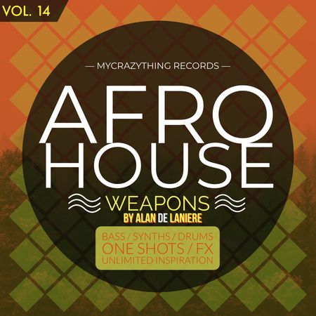 Afro House Weapons 14 WAV