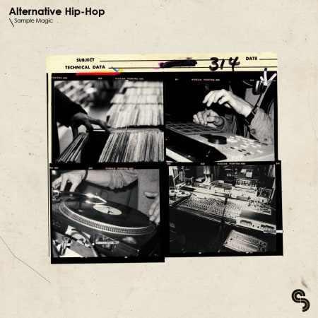Alternative Hip Hop WAV-FLARE