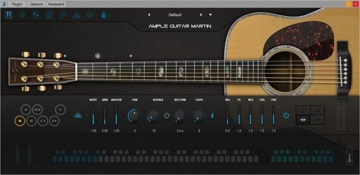 Ample Guitar M v3.3 WiN MAC