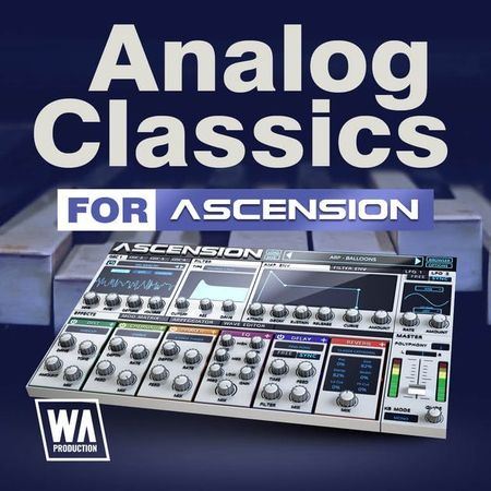 Analog Classics Expansion For Ascension-SYNTHiC4TE