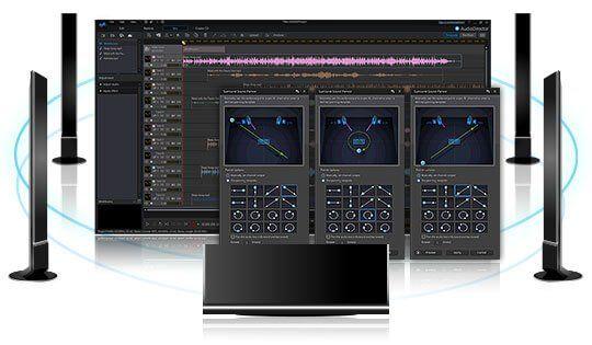 AudioDirector Ultra v11.0.2101.0