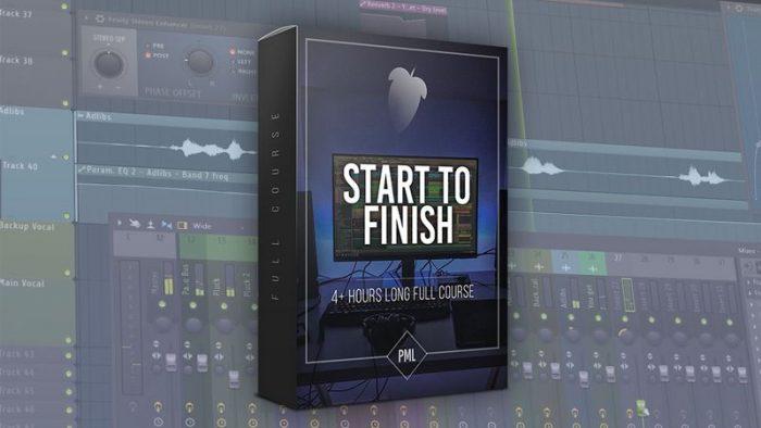 Beginner to Intermediate FL Studio Course TUTORiAL
