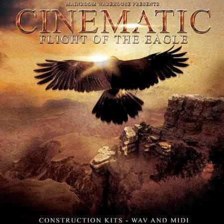 Cinematic Flight Of The Eagle DECiBEL