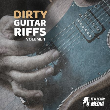 Dirty Guitar Riffs Vol 1 WAV