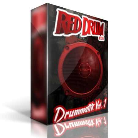Drummatik Vol.1 WAV MiDi