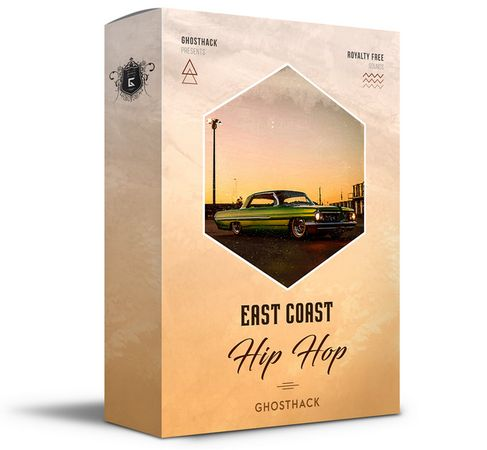 East Coast Hip Hop WAV-DISCOVER