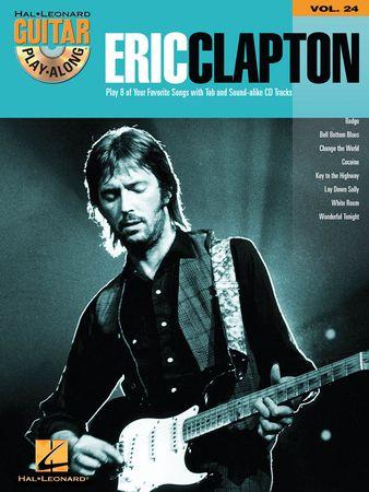 Eric Clapton Guitar Play-Along Volume 24 PDF