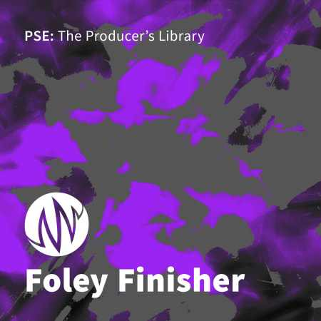 Foley Finisher WAV-DECiBEL
