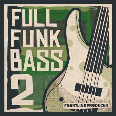 Full Funk Bass 2 MULTiFORMAT