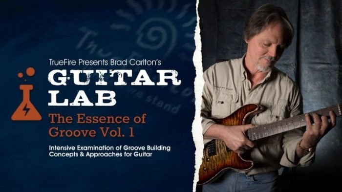 Guitar Lab The Essence of Groove Vol. 1