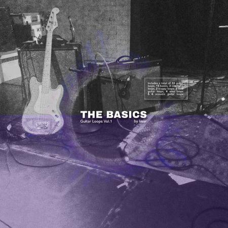 Guitar Loops Vol. 1 THE BASICS WAV
