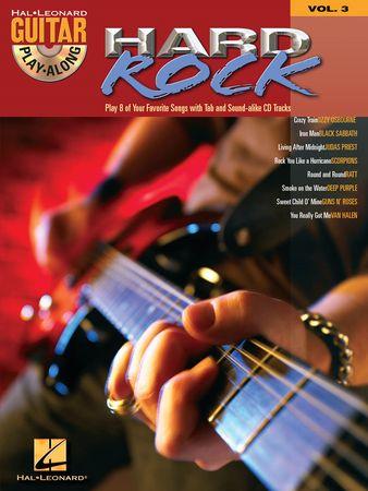 Hard Rock Guitar Play-Along Volume 3 PDF MP3