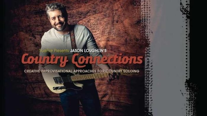Jason Loughlin Country Connections TUTORiAL