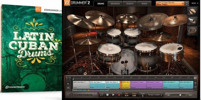 Latin Cuban Drums EZX (SOUNDBANK)