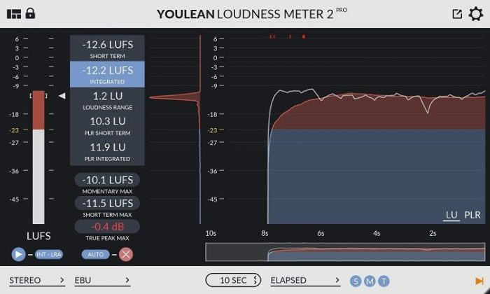 Loudness Meter Pro 2 v2.4.0 Incl Patched and Keygen-R2R