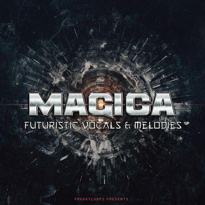 Magica Futuristic Vocals and Melodies WAV