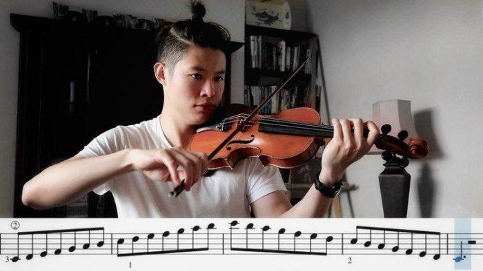 Mastering the ABRSM Grade 6 Violin Scales TUTORiAL