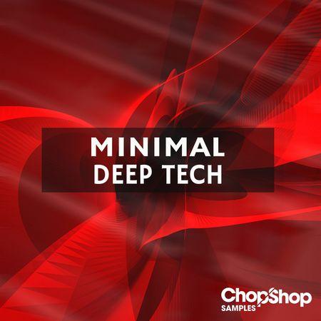 Minimal Deep Tech WAV-DECiBEL