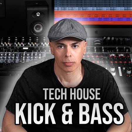 Mixing Kick and Bass in Tech House TUTORiAL-DECiBEL