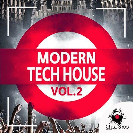 Modern Tech House Vol 2 WAV-DECiBEL