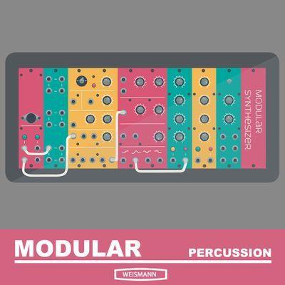 Modular Percussion WAV-DECiBEL