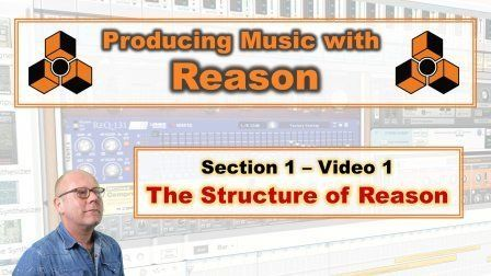 Producing Music with Reason - Section 1 The Foundations TUTORiAL
