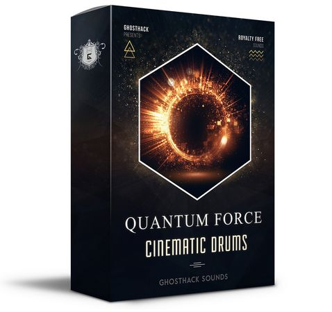 Quantum Force (Cinematic Drums) WAV-DISCOVER
