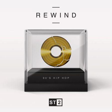 REWIND 90s Hip Hop WAV-DECiBEL