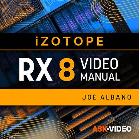 RX 8 101 RX 8 - The Video Manual TUTORiAL