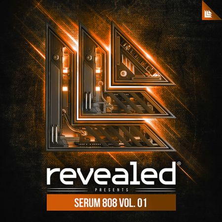 Revealed Serum 808 Vol 1 WAV FXP-SYNTHiC4TE